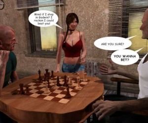 Lost Bet – Petra Helps The Elderly - part 2