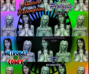 Амазонки выкуп пролог 5 - 6