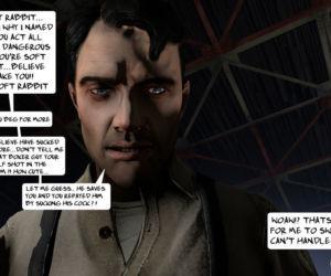 Bioshock Infinite The end Comic - part 2