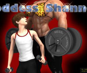Goddess Shannon