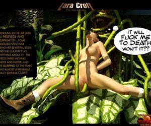 3D: Lara Croft. The Weed Rider - part 2