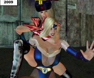 Legion of Super Heroines 04 - Bear Hug