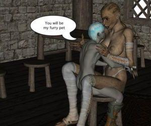 The Sex Elf Quest - part 10