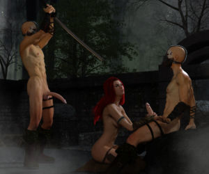 3DZEN - Sonya Emerald - Talisman - part 4