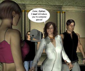 Zasie Internet Girl Ch. 2: Exposure - part 2