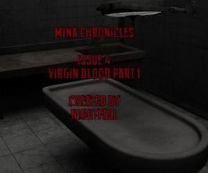 Mina Chronicles Issue 4 - Virgin Blood Part 1