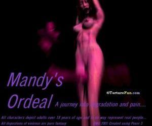 TortureFun - Mandys ordeal