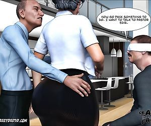 Crazy Dad - The Shepherd's Wife 4- Blindfolded - part 2