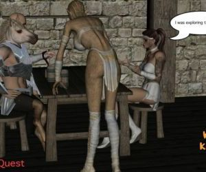 The Sex Elf Quest