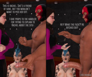 Zoey Gets Fucked - part 2