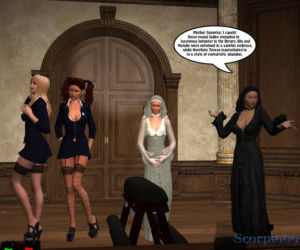 St Anastasia Finishing School- Chap 1: Blu In Peril - part 5