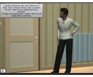 Carol & Peter- chapter 01: Close call ! - part 2