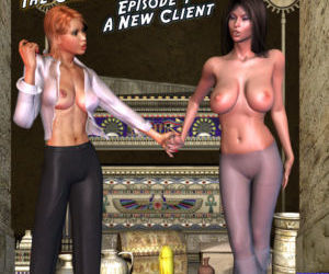 Betty Noir Private Eye - 04.The Case of the Pharaohs Phallus
