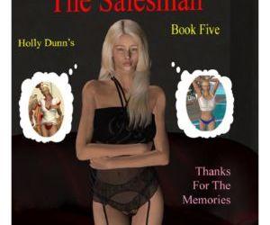 The Salesman Ch. 5 - part 3