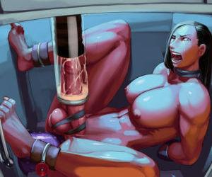 Gros pénis hentai