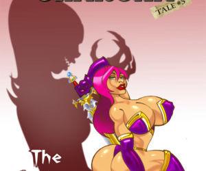 The Savage Sword of Sharona: 5 The Lying Game