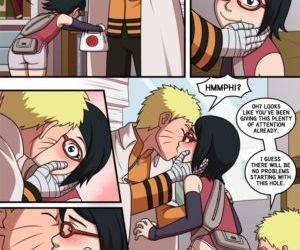 Naruto x Sarada- Colors
