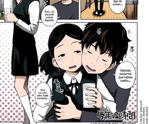 Tsubaki Jushirou 5nen no Ojikan -Hoken no Ojikan ♥ Bangaihen- - Clase de salud ♥ Extra: 5 años después Aimai..