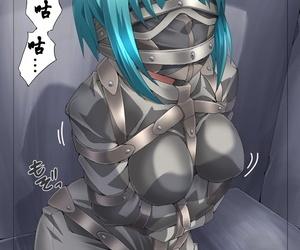 Atelier Hachifukuan Hachikumo Ginjirou Superheroine Yuukai Ryoujoku ANOTHER TRY 03 Calm before the … Chinese..