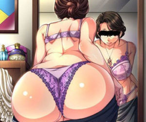 Big hentai milf ass and panties