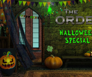 The Order - Halloween Special