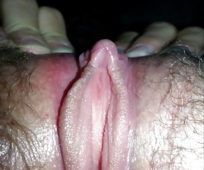 self shot of my pussy just before my orgasm